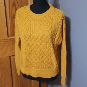 Mossimo Cable Knit Sweater